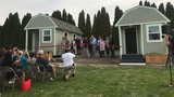 Terrace Heights church selecting homeless families to fill new tiny homes