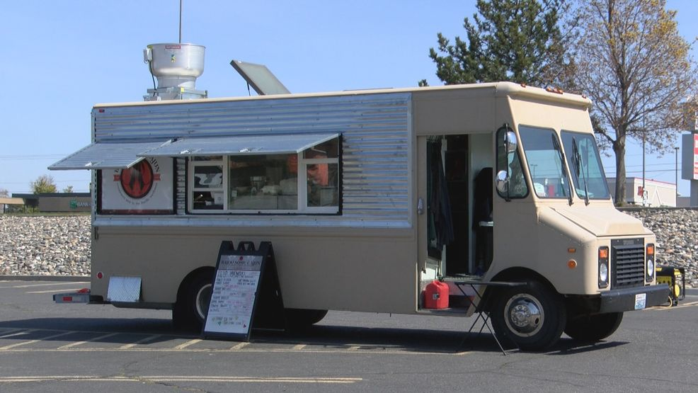 """Food truck opening in the middle of pandemic says business is """"great"""""""