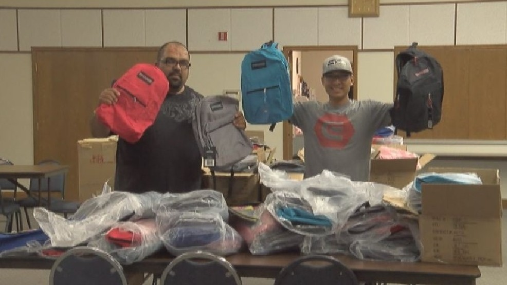 Toppenish church giving away backpacks, school supplies | KIMA