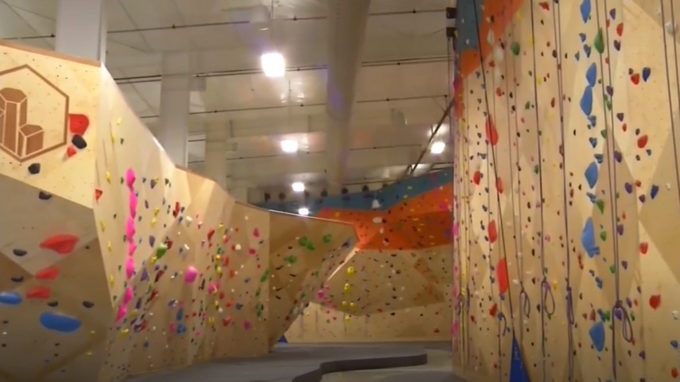 New Indoor Rock Climbing Center Waits To Open Kima