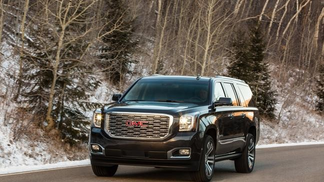GM recalls Cadillac, Chevy and GMC vehicles over