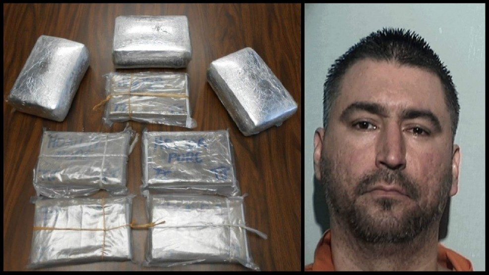 Sunnyside Wa Weather >> Washington Man Arrested After 2 2m In Cocaine Seized In