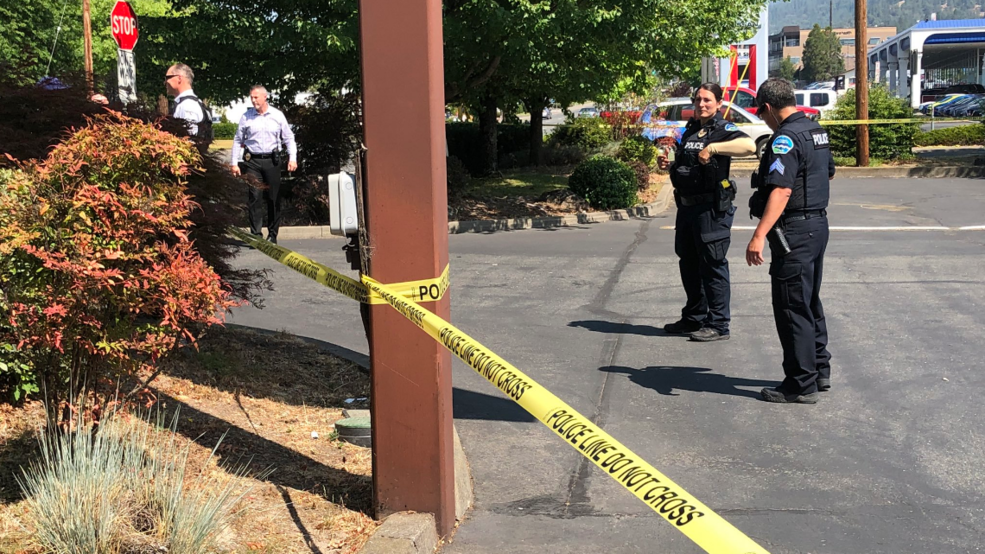 Officer-Involved Shooting at Oregon State Police Office in Grants