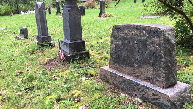 Confederate flags not allowed in Oregon's historic cemeteries | KIMA